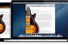 Mac OS X Mountain Lion. iCloud