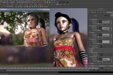 Autodesk Maya 2014. Maya Fur