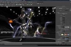 Autodesk Maya 2014. Maya nParticles
