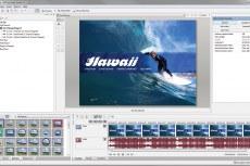 DVD Architect Studio 5 Пользовательский интерфейс