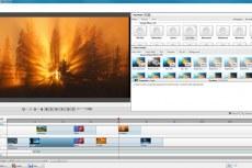Простой и расширенный режим редактирования видео