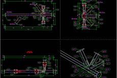 AutoCAD Structural Detailing упрощает создание рабочих чертежей строительных конструкций, автоматически формируя разрезы и фасады