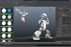 Autodesk Maya 2014. Мультипликация