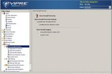 GFI VIPRE - настройка Firewall