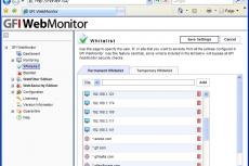 Белые списки пользователей, IP и URL
