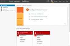 Windows Server 2012 Standard. Панель управления