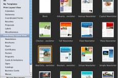Коллекция шаблонов: Профессиональный вид каждого создаваемого документа